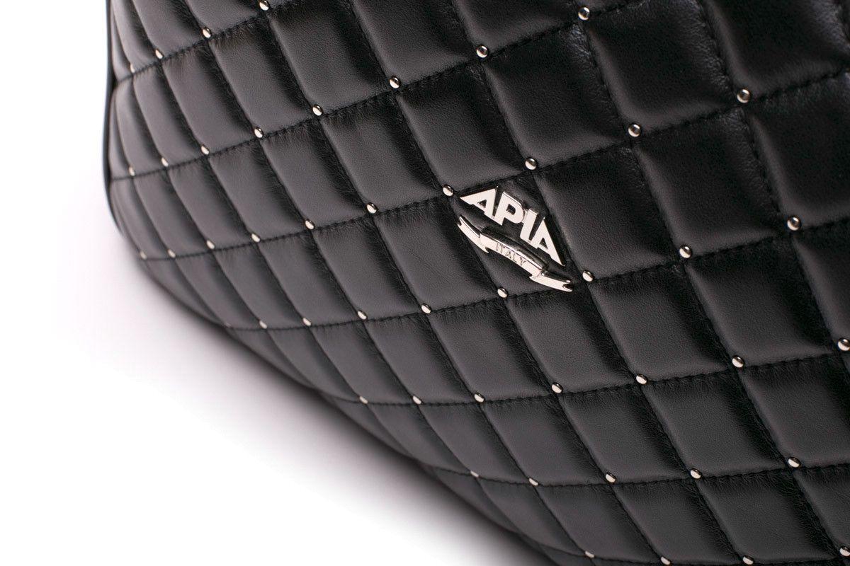 Women's Bag 210 APIA 3344 Tender Nero