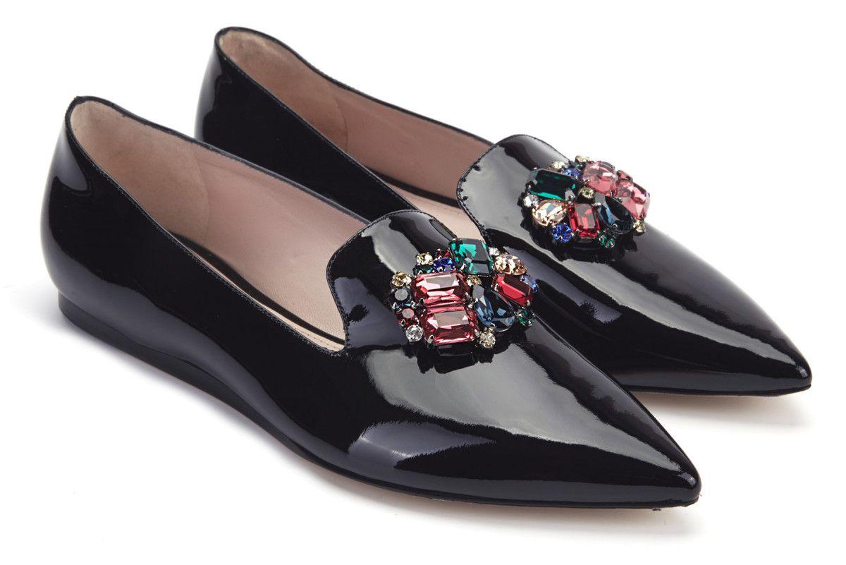 Women's Loafers APIA Aurelia Nero