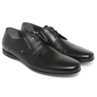 Men's Derby Shoes Apia 3659 Nappa Nero