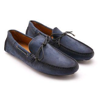 Men's Loafers APIA Jose Azul