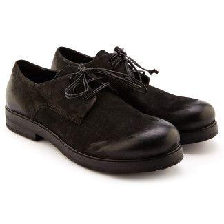 Men's Lace Up Shoes APIA Aleksander 08 Nero