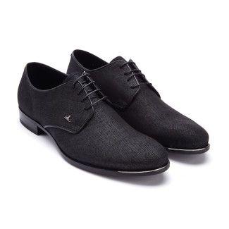 Men's Derby Shoes FABI 6987 Warm Nero