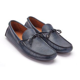 Men's Loafers APIA Emilio Blue