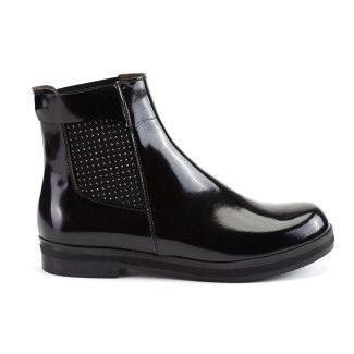Women's Jodhpur Boots Apia 8168 Abr. Nero