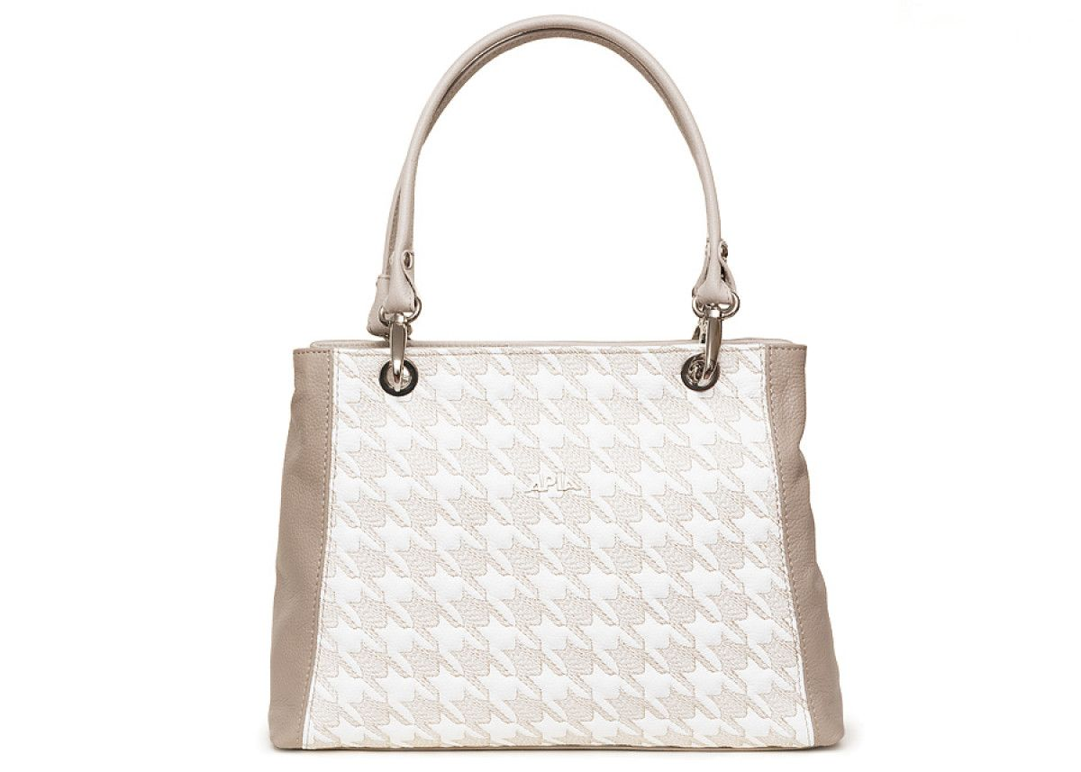 Women's Bag 210 APIA 2411 00041 Pegaso Bianco