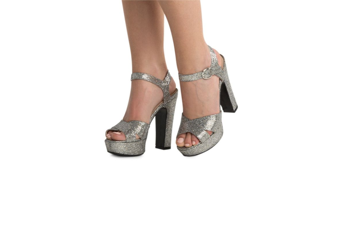 Women's Sandals Apia PE 4598 Lexy Argento
