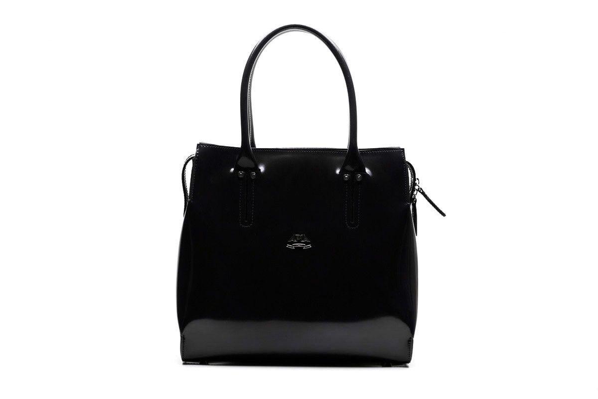 Women's Bag 210 APIA 2982 Shadow Nero