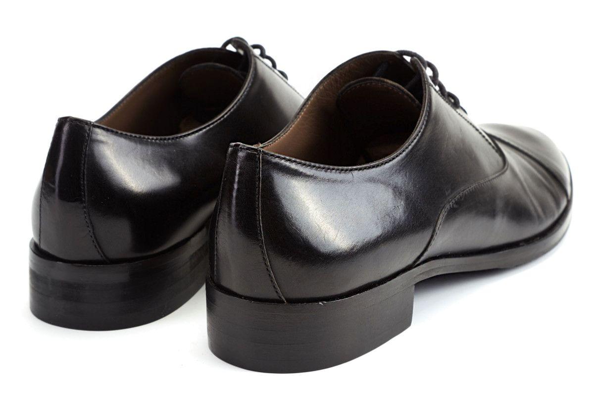 Women's Derby Shoes Apia 2010 Vit. Nero