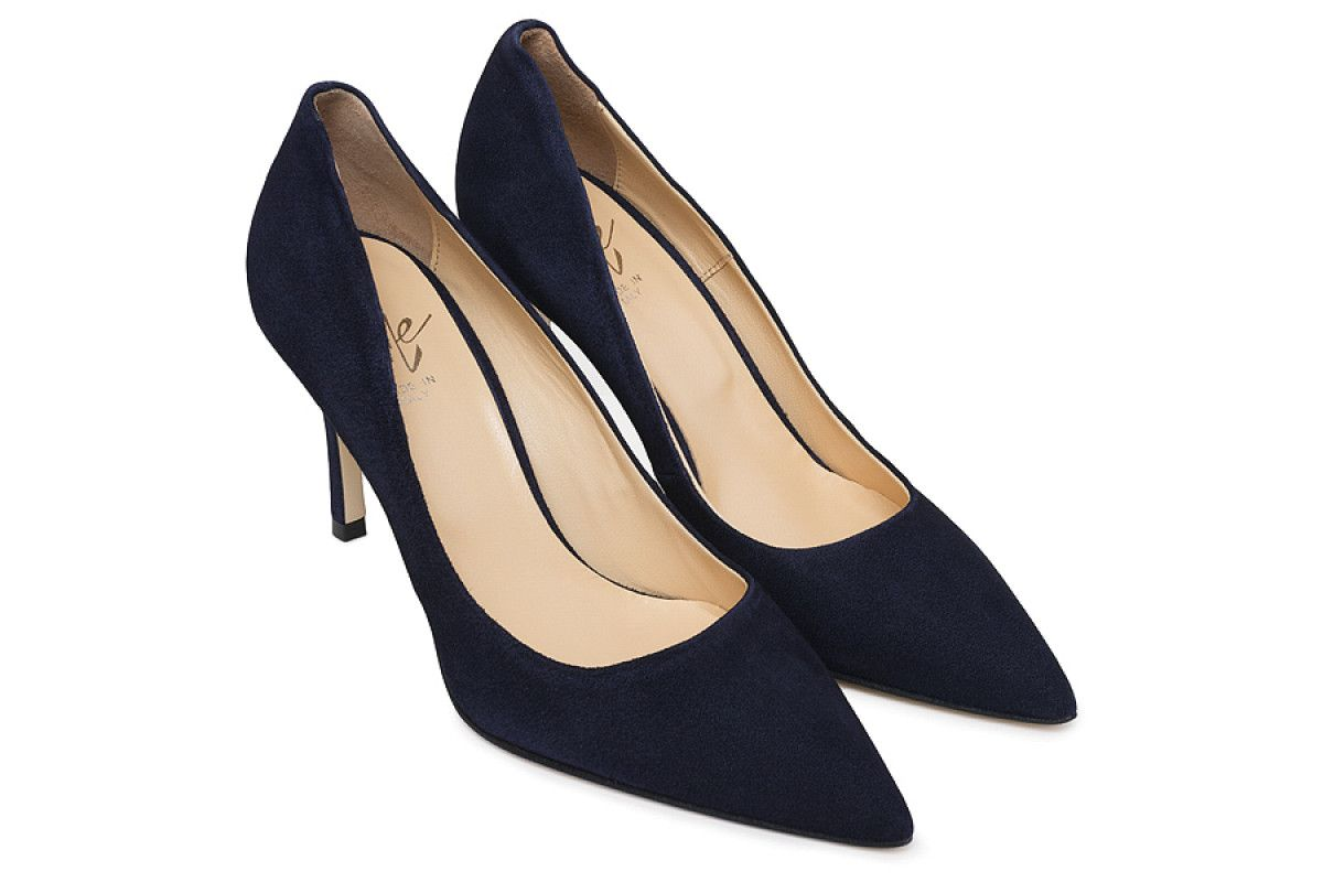 Womens Pumps Icone 4137 Navy