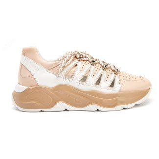 Sneakers Roundup A297RDP 6040/Bianco-001-001352-20