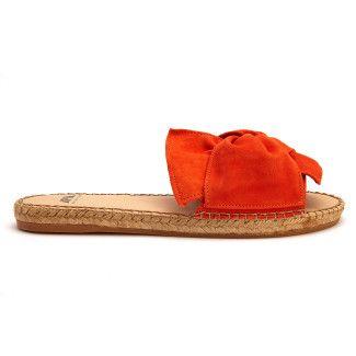 Mules Qkarda Naranja-000-012436-20