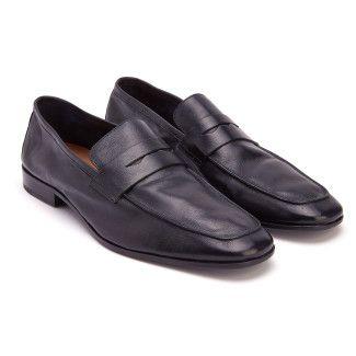 Loafers Salvator Navy-000-012445-20