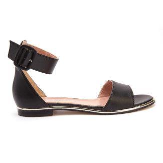 Sandals Lisa Nero-000-012455-20