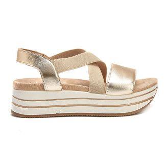 Women's Platform Sandals IGI&CO 3170866 Platino