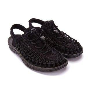 Men's Sandals KEEN Uneek Black