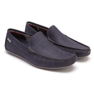 Men's Loafers APIA Nazare Montana Navy