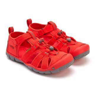 Kid's Sandals KEEN Seacamp II CNX Fiery Red