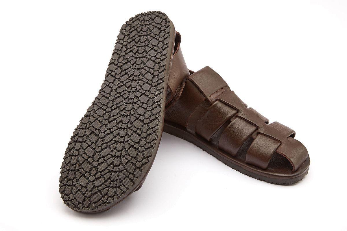 Men's Sandals APIA Marmi Marrone