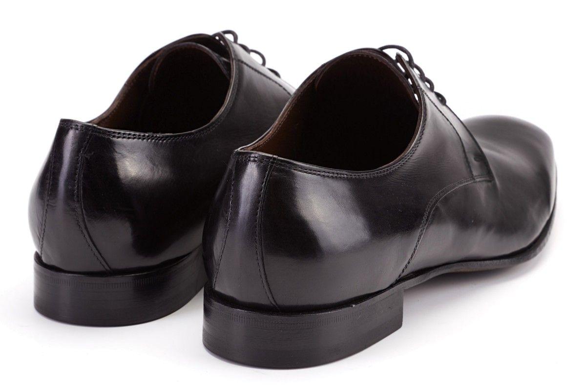 Men's Derby Shoes Apia Premier Kampur Nero