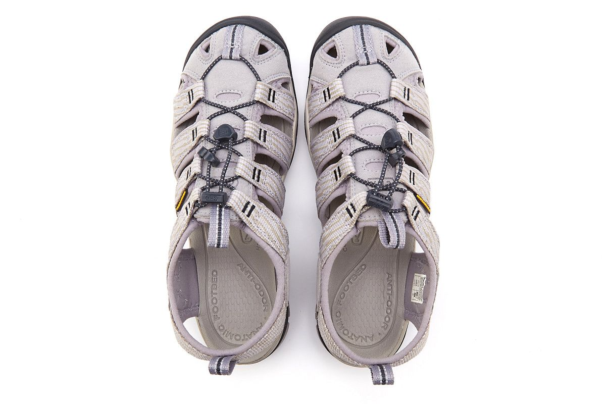16a52e9cdfa Women's Sandals KEEN Clearwater CNX Dapple Grey/Dress - APIA FI