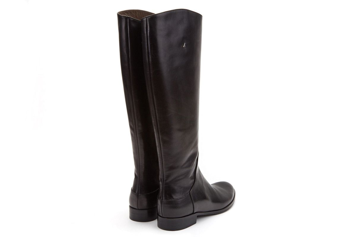 Women's Boots Apia 2016 Vitello Nero