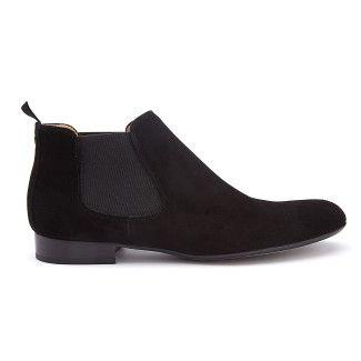 Chelsea Boots Modart Cam Nero-000-012137-20