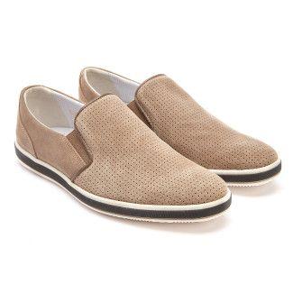 Slip-On Shoes 3107544 Tortora-001-001446-20