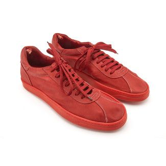 Men's Sneakers OFFICINE CREATIVE Karma 001 T.Rosso
