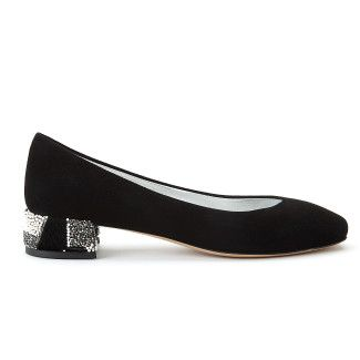 Women's Pumps APIA Mona Nero