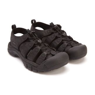 Men's Sport Sandals KEEN Newport Black/Bl