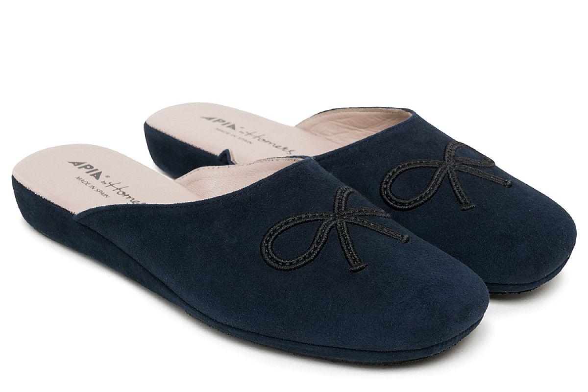 Women's Slippers Apia 17310 Marino