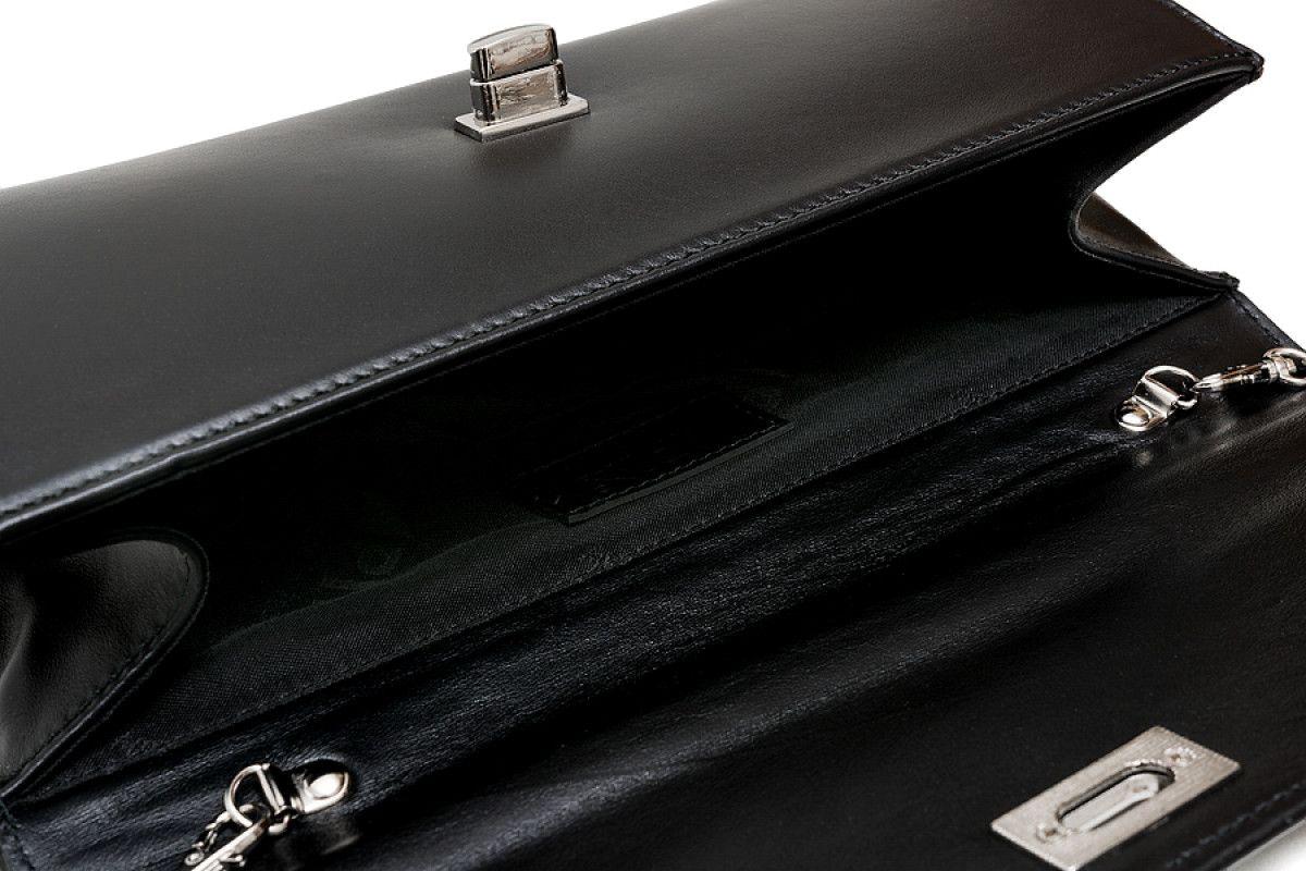 Women's Bag 210 APIA 3206 Tender Soft Nero