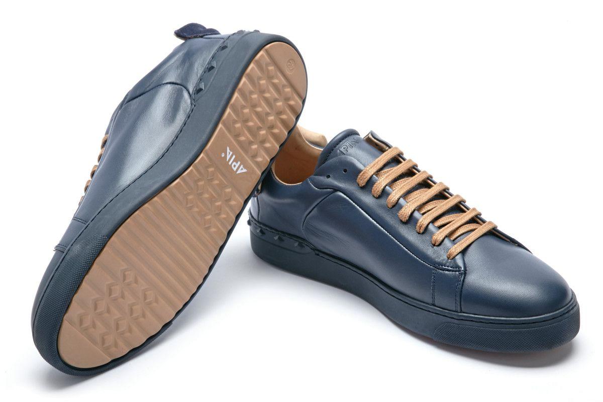 Men's Sneakers APIA Spur Blue