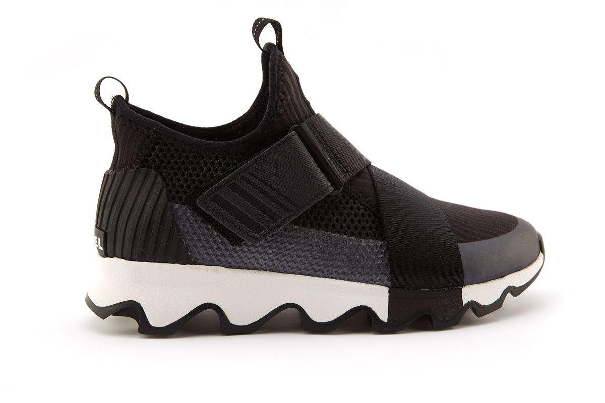 Kinetic White Sorel Sneak Black Sneakers Apia Sk Women's L3A5Rj4
