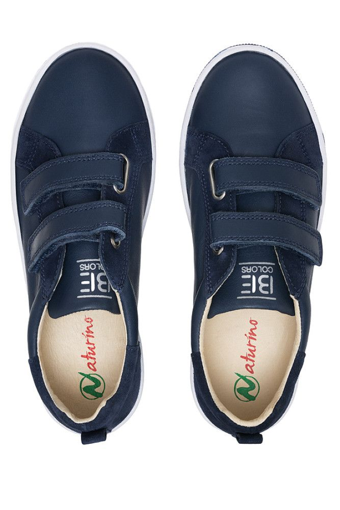 Kid's Sneakers Naturino Caleb Navy