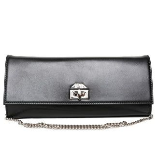 Women's Bag 210 APIA 3206 Tender Soft Nero