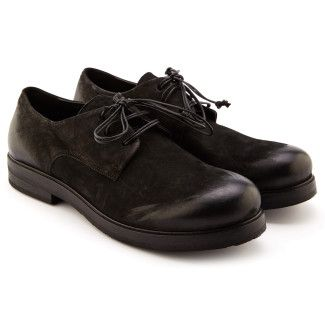 Men's Lace Up Shoes APIA Aleksander 08 Nero