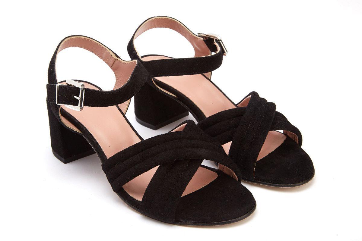 Women's Sandals APIA Karo Nero