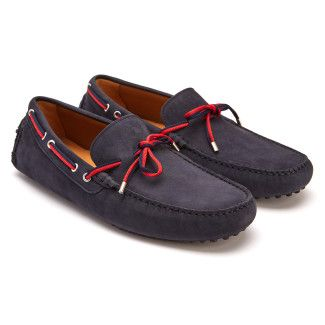 Moccasins Adam Blue 1105-000-012541-20