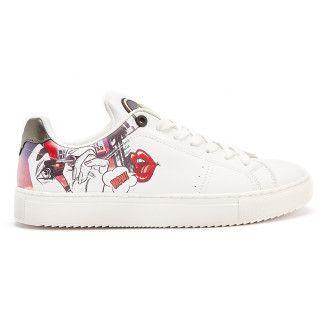 Sneakers Bradbury Bardot 177 Wht-001-001529-20