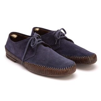 Loafers Maurice 001 Blu/Tm-000-012508-20