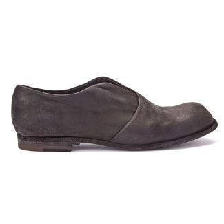 Women's Slip On Shoes OFFICINE CREATIVE Muse 023 Nero