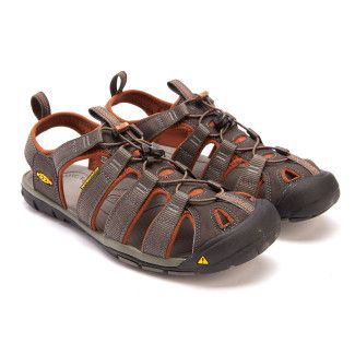 Men's Sport Sandals KEEN Clearwater CNX Raven/Tortoise SH
