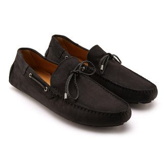 Men's Moccasins APIA Jose Black