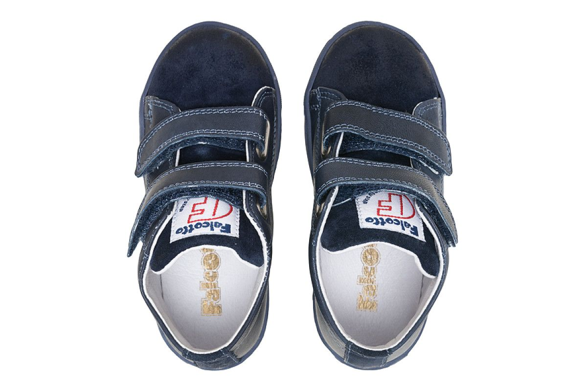 Kid's Trainers NATURINO Michael Navy