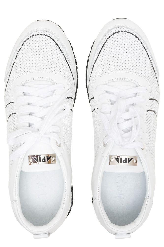 Men's Sneakers APIA Racy White