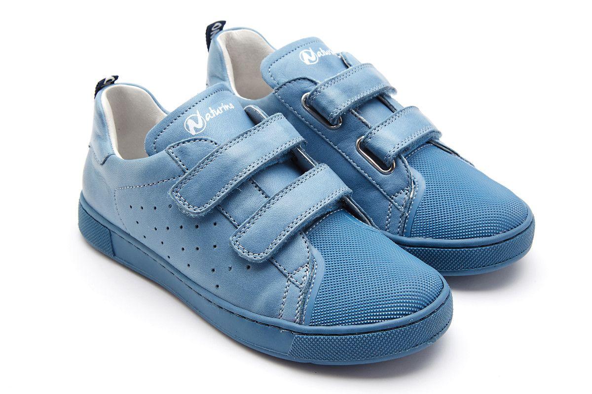 Kid s Sneakers NATURINO 4425 Jeans - APIA HU cec61de22e4