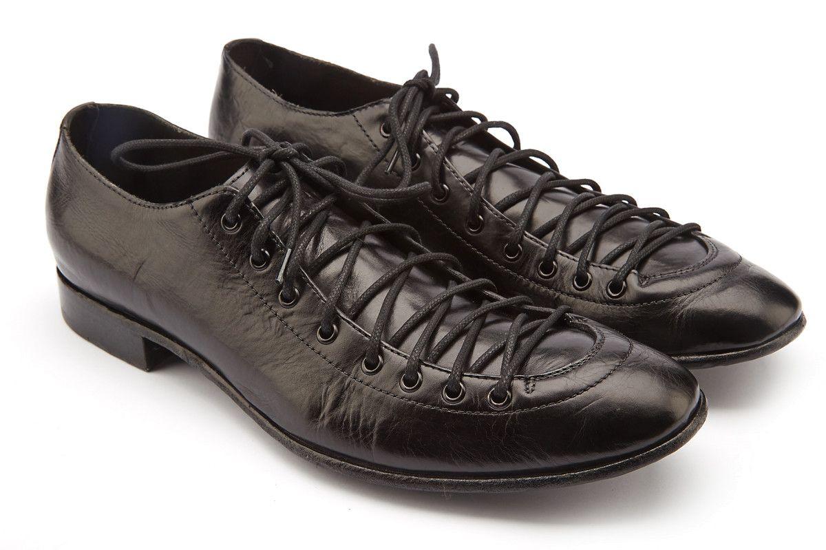 628da5bf136eea Men's Lace Up Shoes JO GHOST 1160 Diver Nero - APIA HU
