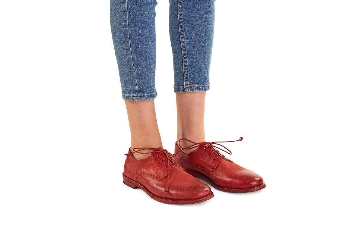 Women's Lace Up Shoes APIA Maryann Rosso