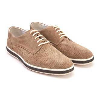 Lace Up Shoes 3107644 Tortora-001-001518-20